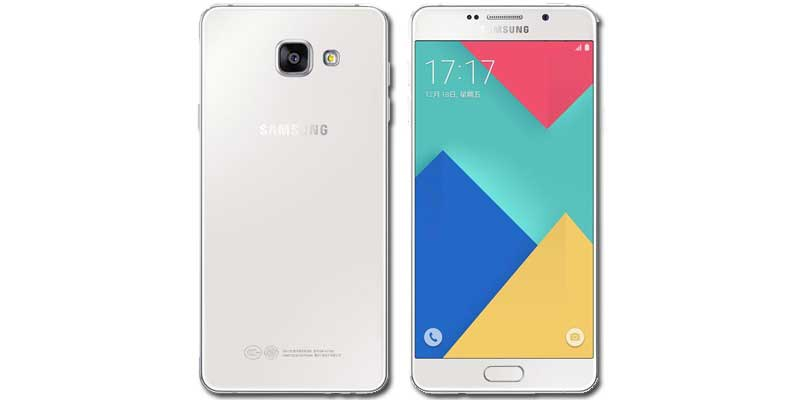 hard reset galaxy a9 duos 2016
