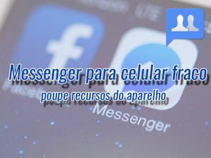 Aplicativo para substituir o messenger do facebook