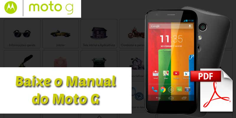 Download Manual moto G