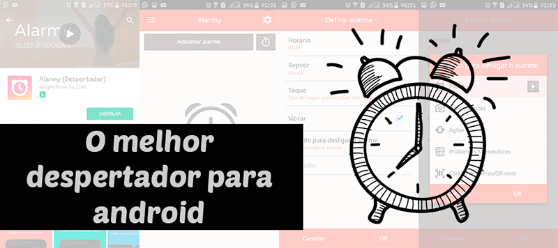 despertador android
