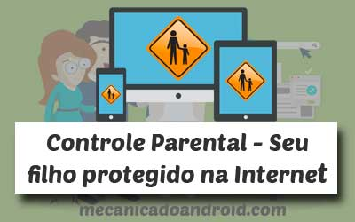 controle parental no android