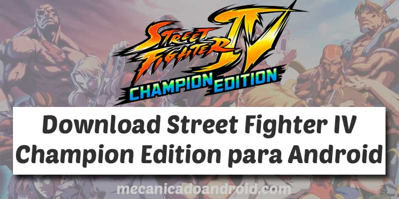 download street fighter iv champion edition