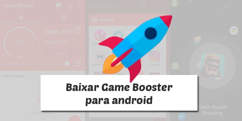Download Game Booster para android