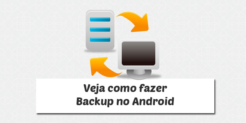 backup no android