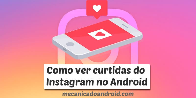 ver curtidas no instagram
