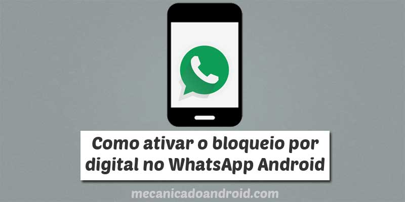 bloqueio por digital whatsapp